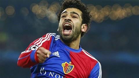 Tiền vệ Salah