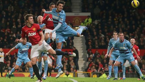 M.U vs West Ham