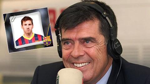 Cựu ứng viên cho chức chủ tịch Barca, Jordi Majo khuyên Messi nên im lặng