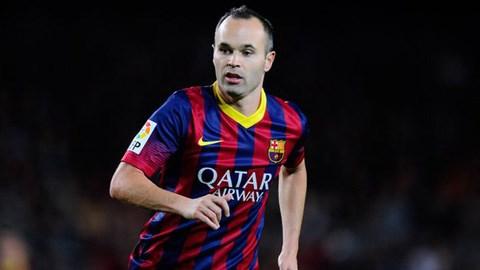 Giữ chân Iniesta thành công là một tín hiệu đáng mừng đối với Barca