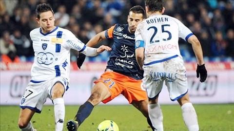 Bastia vs Montpellier