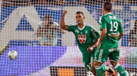 St.Etienne tự tin giành chiến thắng khi tiếp đối thủ ưa thích Nantes