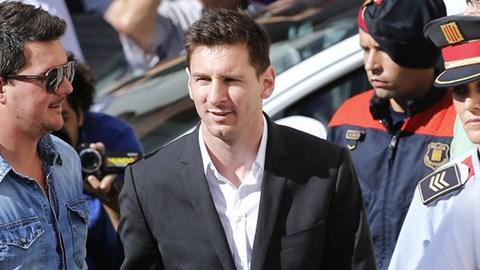 Lionel Messi đưa bằng chứng chứng minh sự trong sạch của mình
