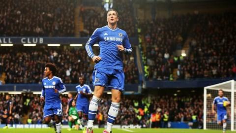Torres từng khởi nghiệp ở vị trí thủ môn