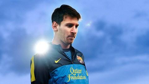 Messi đang trải qua quãng thời gian khó khăn trong sự nghiệp