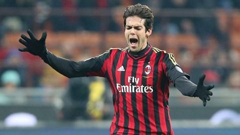 Kaka sẽ đạt mốc 100 bàn thắng cho Milan vào đêm nay?