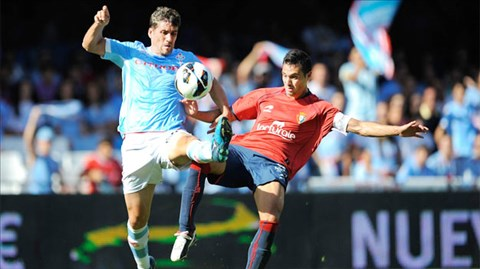 Celta Vigo vs Osasuna