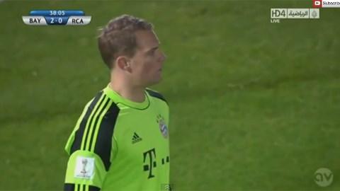Thủ thành Manuel Neuer