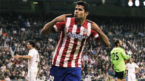 Diego Costa đang tiến gần hơn đến những danh hiệu cá nhân