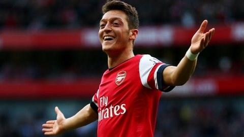 Oezil chỉ là một hình ảnh đại diện cho Arsenal