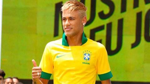 Neymar đang được xem là một trong những ngôi sao sáng nhất trong làng bóng đá thế giới