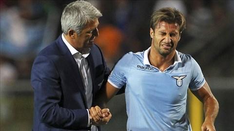 Lazio phải tính phương án sa thải Petkovic nhằm cứu vãn tình thế