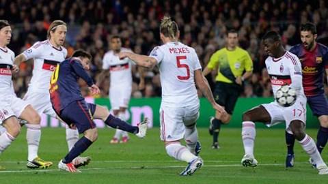 Lionel Messi đã ghi được 14 bàn ở mùa giải năm nay