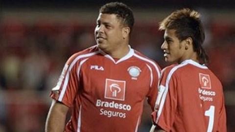 Ronaldo và Neymar