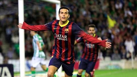 Pedro là đại diện ưu tú của đảo Canary tại La Liga