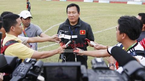 HLV Hoàng Văn Phúc sẽ nỗ lực hết sức để hoàn thành công việc