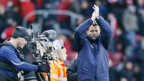 Tim Sherwood sẽ nắm quyền tại Tottenham đến hết mùa 2014/15