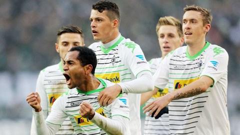 M'gladbach tự tin nhắm đến 1 vé dự Champions League mùa sau