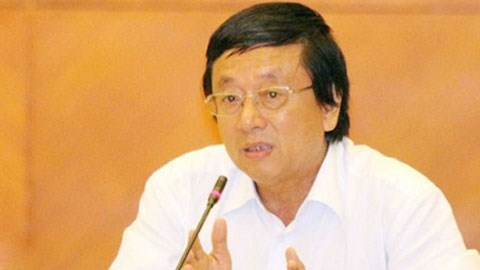 Tổng giám đốc VPF Phạm Ngọc Viễn sẽ tạm đảm nhiệm chức vụ Trưởng BTC V-League 2014 - Ảnh: Đức Cường