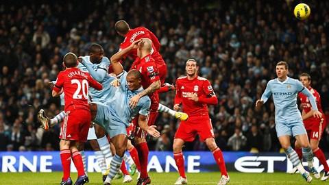 Cuộc đối đầu giữa Man City và Liverpool luôn rất khó đoán