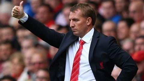 Rodgers sẽ sớm ký ràng buộc mới với Liverpool