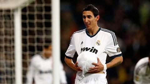 Kể từ khi có Gareth Bale, Real đã ruồng bỏ Di Maria (ảnh)
