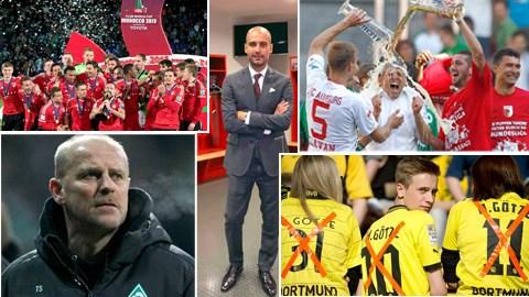 Bóng đá Đức trong năm 2013 đã có nhiều sự kiện đáng chú ý
