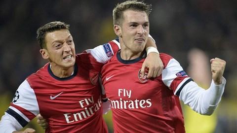 Fly Emirates là thương hiệu được biết đến rộng rãi tại Premier League