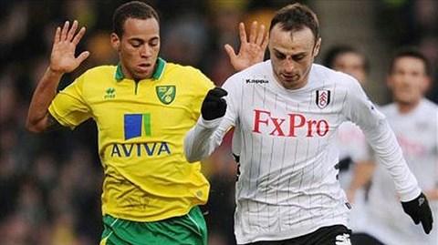 Norwich City vs Fulham