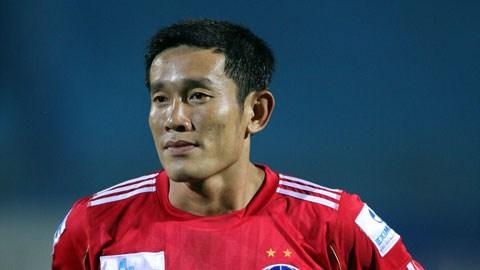 Cầu thủ Trần Chí Công