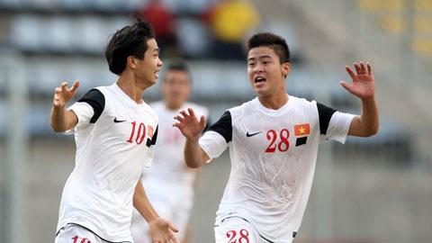 U19 Việt Nam đã sẵn sàng cho giải đấu đầu tiên trong năm 2014