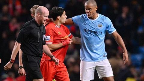 Man City ngược dòng trong cuộc tiếp đón Liverpool để leo lên vị trí nhì bảng