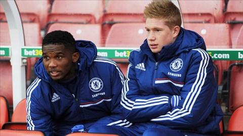 Schalke đang rất muốn có Kevin de Bruyne (phải)