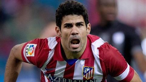 Diego Costa sẽ không rời Atletico