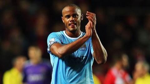 Kompany tỏ ra thận trọng trước trận gặp Crystal Palace