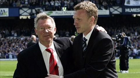 Sir Alex đang trao cho Moyes tất cả nền móng mà ông đã tạo dựng tại Old Trafford