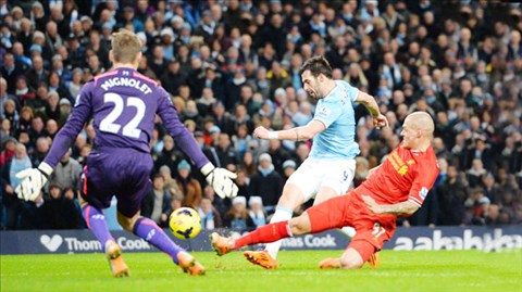 Số phận đã khiến Liverpool sảy chân ở Etihad?