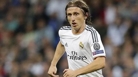 Luka Modric là một trong những cầu thủ thi đấu nhiều nhất cho Real ở mùa giải năm nay