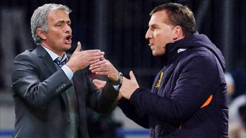 Mourinho và Rodgers