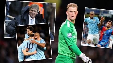 Man City đã thể hiện được sự quả cảm của nhà vô địch