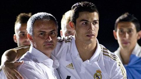 Ronaldo muốn tái hợp với Jose Mourinho