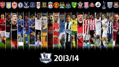 Tổng quan sau chặng đầu Premier League mùa giải 2013/14