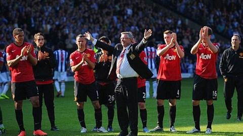 Có tới 10 bàn thắng được ghi trong trận đấu cuối cùng của Sir Alex trên cương vị HLV