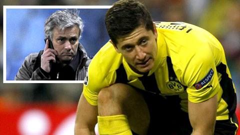 HLV Mourinho đang rất đau đầu khi hàng công Chelsea thi đấu quá thất vọng