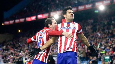 Diego Costa đang là một trong những ngôi sao lớn tại La Liga