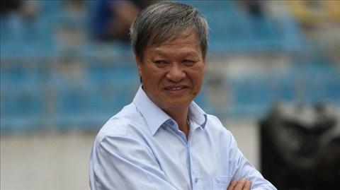 HLV Lê Thụy Hải từng giúp B.Bình Dương vô địch V-League hai mùa liên tiếp 2007 và 2008