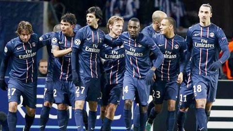 PSG chiếm số lượng áp đảo khi sở hữu tới… 8 cầu thủ trong đội hình tiêu biểu