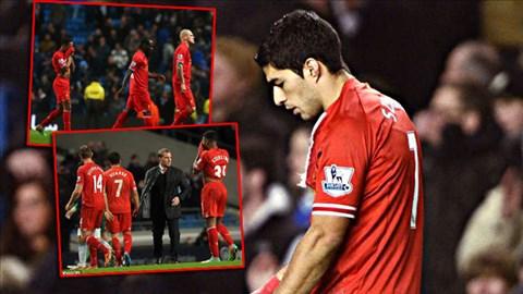 Liverpool vừa thua liên tiếp 2 trận trước Man City và Chelsea