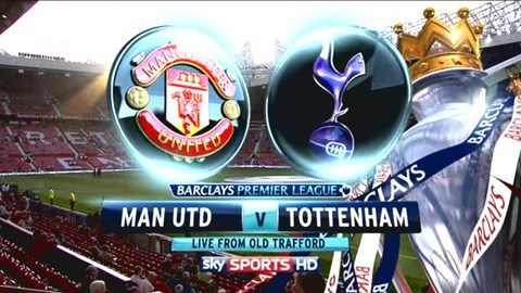 10 cuộc đụng độ đỉnh cao giữa M.U và Tottenham