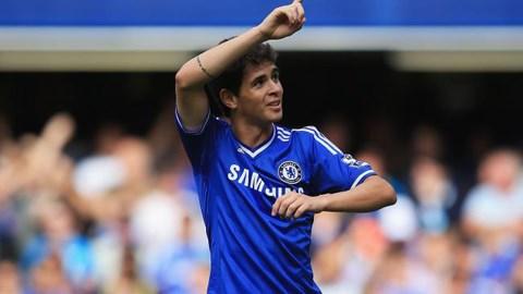 Oscar đã có 19 lần ra sân trong đội hình xuất phát của The Blues ở mọi giải đấu mùa này